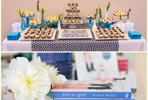 Book Launch/Signing Table Ideas