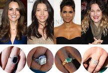 Celebrity Wedding / Any of these celebrity engagement rings can be recreated at TWO by LONDON using our state-of-the-art design technology along with the help of our GIA Graduate Gemologists. To schedule an appointment, call (516) 918-4200 or for more information visit www.twobylondon.com / by London Jewelers