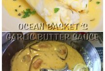 garlic butter sauce