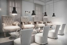 Interiors - Beauty Salon & SPA