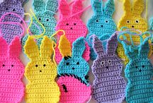 easter crochet / by Becky Woods