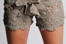 crochet pant