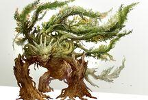 Inhabitant - Plant/Rock