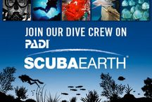 ScubaEarth / Join the Evolution - the new PADI online scuba resource and social community for divers and other water lovers. It's a robust, one-stop site to research, plan and share dive experiences.