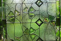 stained glass / by Patti Stroup