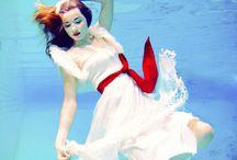 Underwater / Underwater Photography / by Mandy McGimpsey Kingston Gallery