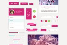 UI Design / by Jamey Ekins