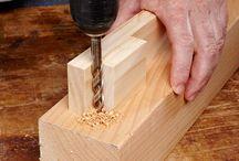 trics houtbewerking