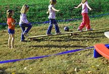 Outdoor Kid Game Ideas