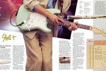Fender Stratocaster Catalogue