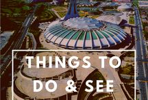 Canada / Places to go and amazing things to see in Canada
