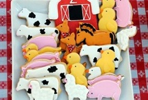 Too Cute To Eat! / Cute cakes pastries etc
