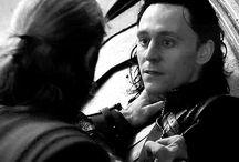 Loki & Marvel & DC