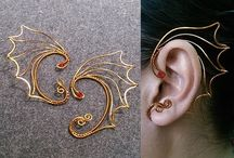 Wire jewelry tutorials and ideas