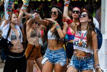 Outfits Festivals