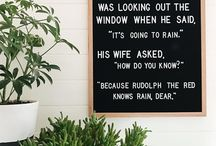 Letter Boards / Letter Board Quotes