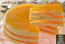 gelatina deliciosas