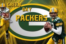 GO PACKERS GO!!!! / by Jamiee Ottum