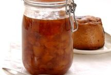 Chutney, Jam, Jelly, Pickle and Preserve Recipes / by Kira Rockell