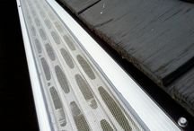| Gutter Cleaning | / A permanent solution to an annual problem that eliminates gutter cleaning for all-time...