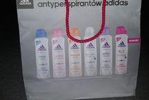 Program specjalny - adidas / Pokaż, że jesteś gotowa! Wypróbuj linię zapachową adidas get ready!