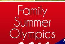 Family Summer Olympics