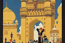 Travel: vintage posters / Vintage travel posters.