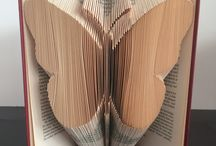Book Folding Ideas
