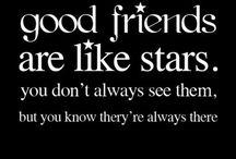 Friendship / by Jessica Sams