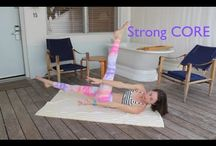 Sports@home / Exercises you can do @home