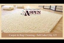 Carpet & Rug Cleaning - Salt Lake City, UT