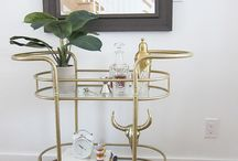 B is for...Bar Carts