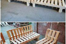 Palet Furniture Outdoor