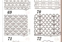 Stitch Patterns / by Sara Kay Hartmann