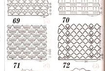 Stitch Patterns / by Sara Kay Hartmann