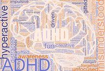 Livin' With ADHD Like A BOSS!! / by Paulie Ellen Killgore