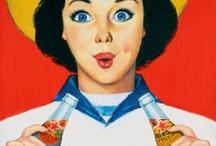 Pubblicita - Advertising / Come i nostri prodotti venivano pubblicizzati.. - How Welovet products used to be advetised...