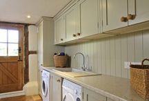 Kitchen/laundry/pantry...