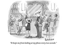 Cartoons about behaviour