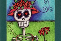 Day of the dead / by Tracy Holton