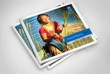 Annual Report 2014 of UNDP Nepal / #Portfolio of TheSquare - An independent creative agency having more than a decade of professional experience creating communication for clients of all shapes and sizes, across many different sectors and countries.