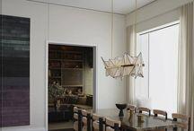 LAMP / DINING ROOM