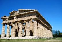 Paestum, UNESCO World Heritage / 2000 anni di storia, patrimonio culturale mondiale dell'UNESCO, il sito archeologico di Paestum è quanto di più suggestivo possa offrire la nostra terra dal punto di vista culturale.