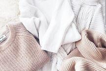 FRESH + CLEAN / Minimalism, jeans, pastel colours & a fresh attitude.