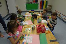 Bible Class for Children / by Rachel Baker