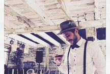 20's Glam Barn Wedding at Full Moon Farm