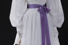 1830's TO 1840's FASHIONS / by Marcy Rutland