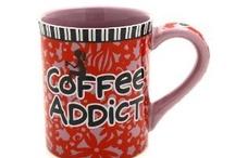 Coffee Mugs / by CoffeeNate.com