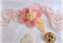 brooches ( my work )