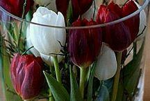 Blomsteroppsats, bukett
